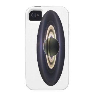 TIERRA DE CASSINI Case-Mate iPhone 4 CARCASA