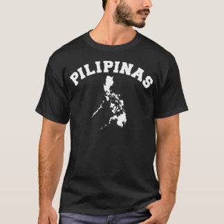 Tierra de Filipinas Pilipinas Playera