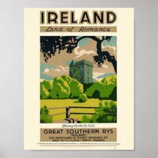 Tierra de Irlanda Póster