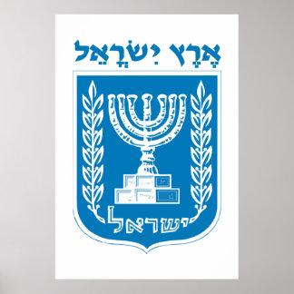 Tierra de Israel Posters