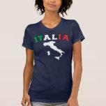Tierra de Italia Camisetas