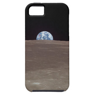 Tierra de la luna iPhone 5 Case-Mate cárcasa