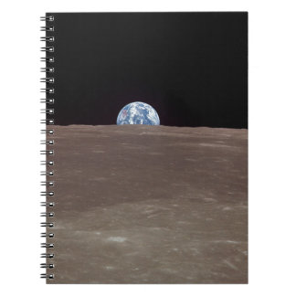 Tierra de la luna libro de apuntes