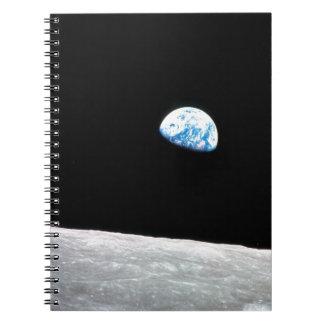 Tierra de la luna libros de apuntes
