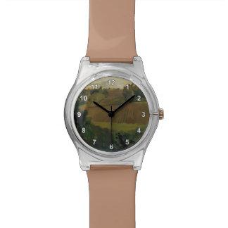 Tierra de labranza de Konstantin Somov- Relojes De Pulsera
