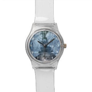 Tierra de los duendes reloj de mano