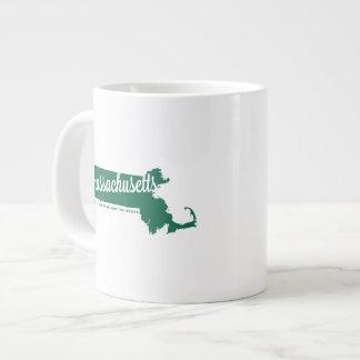 tierra de Massachusetts el | del verde libre del | Taza Grande