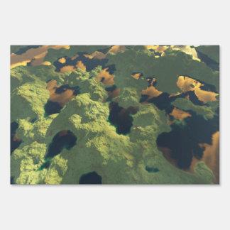 Tierra de mil lagos cartel