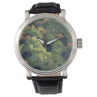 Tierra de mil lagos reloj de mano