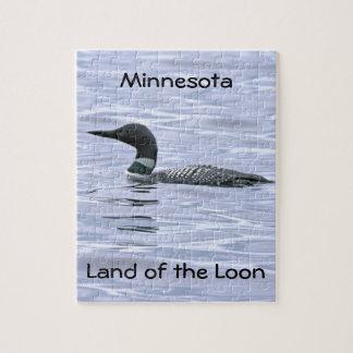 Tierra de Minnesota del bribón Rompecabeza Con Fotos