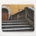 Tierra de Siena, Toscana, Italia - opinión de ángu Tapetes De Raton