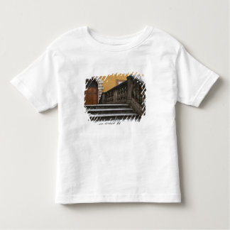 Tierra de Siena, Toscana, Italia - opinión de T-shirts
