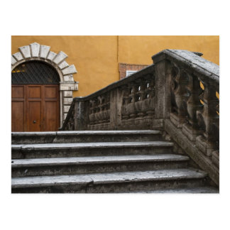 Tierra de Siena, Toscana, Italia - opinión de Postal