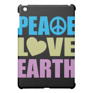 Tierra del amor de la paz