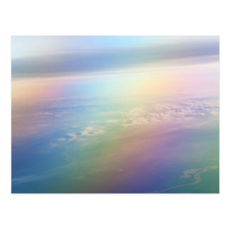 Tierra del arco iris. Esencia de la vida Tarjetas Postales