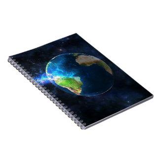 Tierra del Cuaderno-Planeta Cuaderno