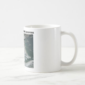 Tierra Del Fuego Chile/Argentina (Picture Earth) Coffee Mug