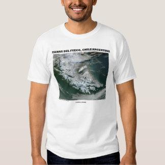 Tierra Del Fuego, Chile/Argentina (Picture Earth) Shirt