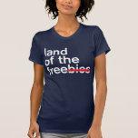 tierra del libre/de la oscuridad camisas