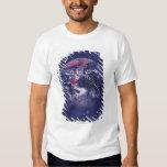 Tierra del planeta camisas