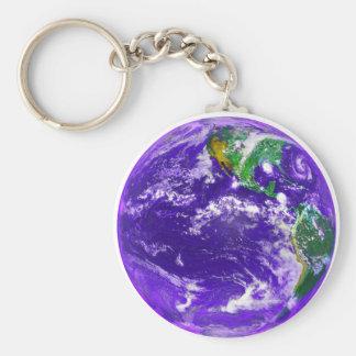 Tierra del planeta llavero