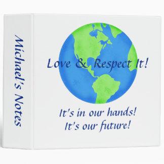 """Tierra del respecto del amor, su nuestro futuro en carpeta 2"""""""