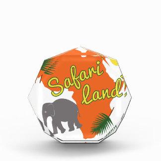 Tierra del safari