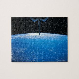 Tierra del transbordador espacial rompecabeza