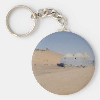Tierra Egipto del misterio Llavero Redondo Tipo Pin