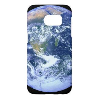 Tierra: El mármol azul Fundas Samsung Galaxy S7