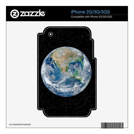 Tierra en el campo de estrella - productos múltipl iPhone 3 skin