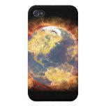tierra en el fuego iPhone 4 coberturas