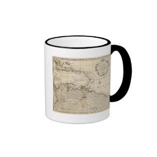 Tierra Firma, del Caribe Tazas De Café