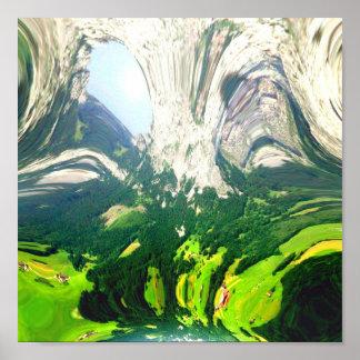 Tierra Grotta 1 Posters