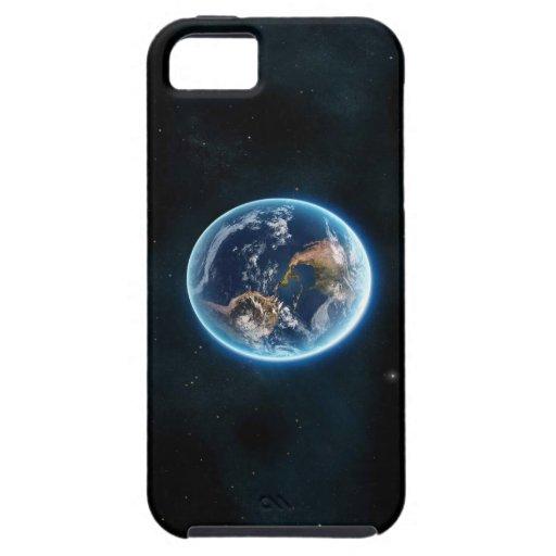 Tierra hermosa iPhone 5 carcasas