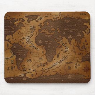 Tierra-Inversed del planeta Tapetes De Raton