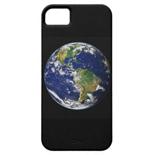 Tierra iPhone 5 Case-Mate Cárcasas
