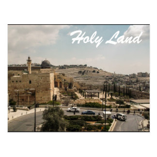 Tierra-Israel santo Tarjetas Postales