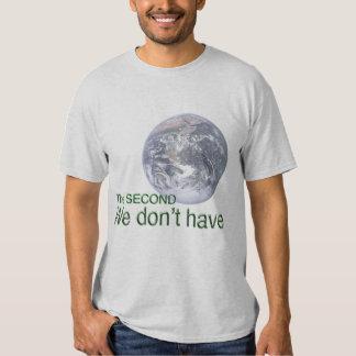 Tierra, la segunda polera