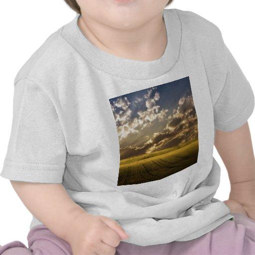 Tierra larga camiseta