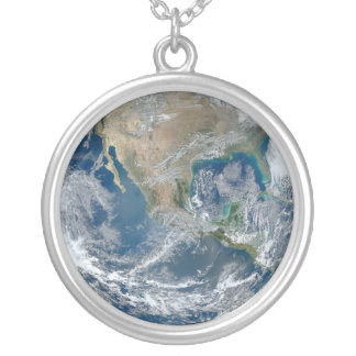 Tierra llena 2012 colgante redondo
