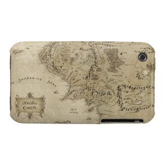 Tierra media Case-Mate iPhone 3 carcasas