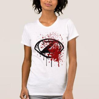 Tierra Necro Camisa del ojo del zombi