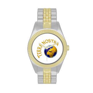 Tierra Nostra Reloj De Mano