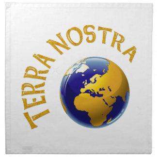 Tierra Nostra Servilletas De Papel