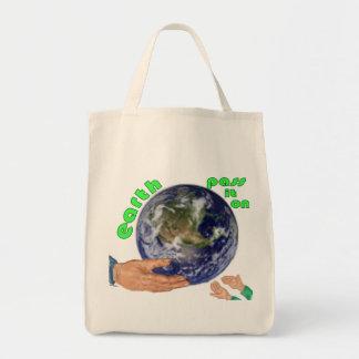 tierra - pásela encendido bolsa