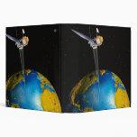 Tierra que está en órbita por satélite 6