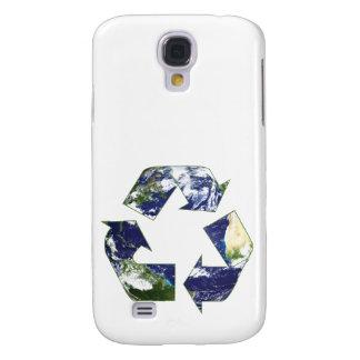 Tierra - reciclando