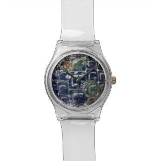 Tierra Reloj De Mano