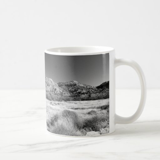 Tierra rugosa taza